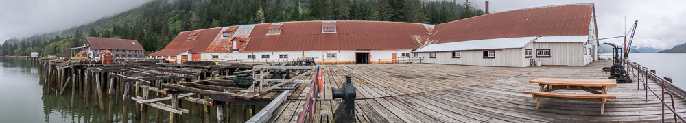 North Pacific Cannery National Historic Site