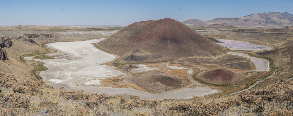 Meke Krater See bei Karapinar