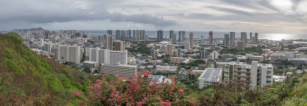 Honolulu und Waikikki