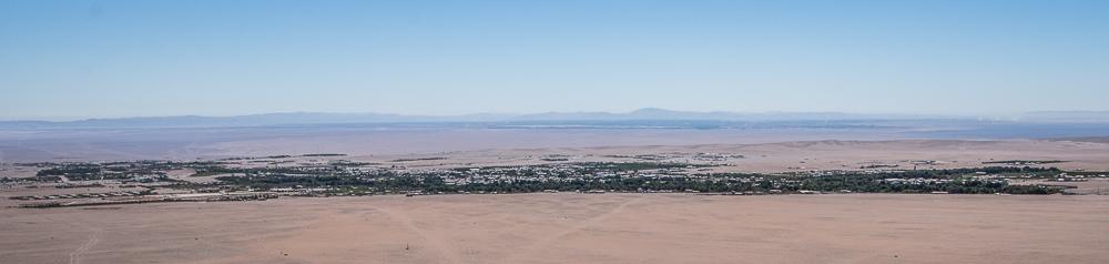 Zitrusplantagen mitten in der Wüste