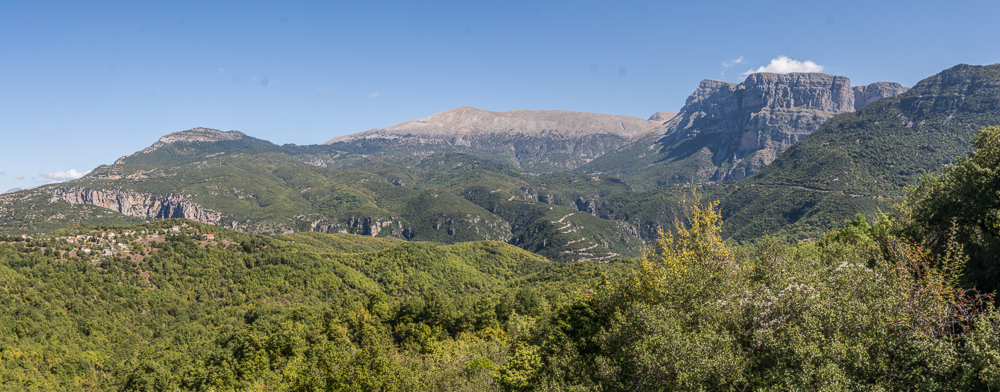 Pindov National Park