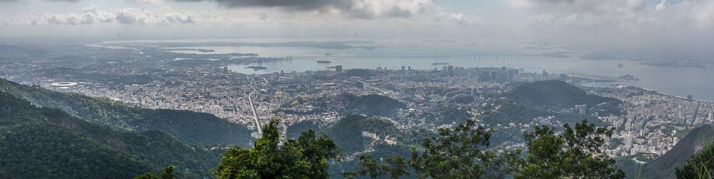 Panorama nach Norden