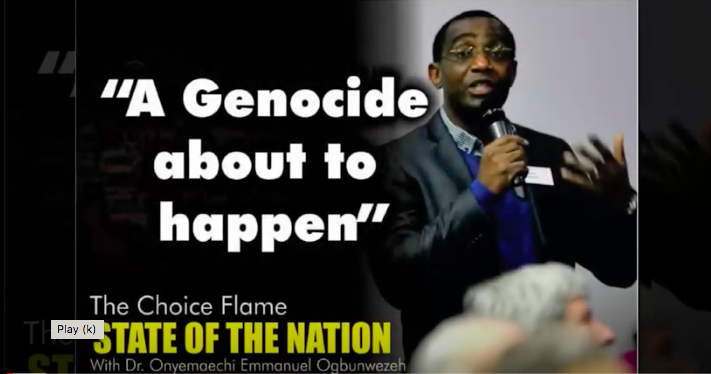 The genocide about to happen in Nigeria