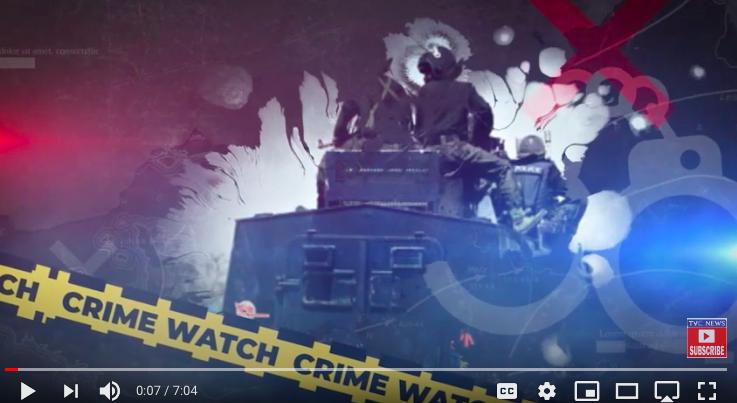 TVC News Nigeria - Crime Watch