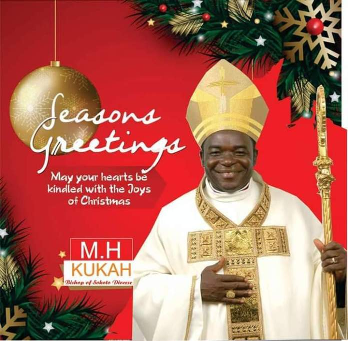 Christmas message from Bishop Kukah