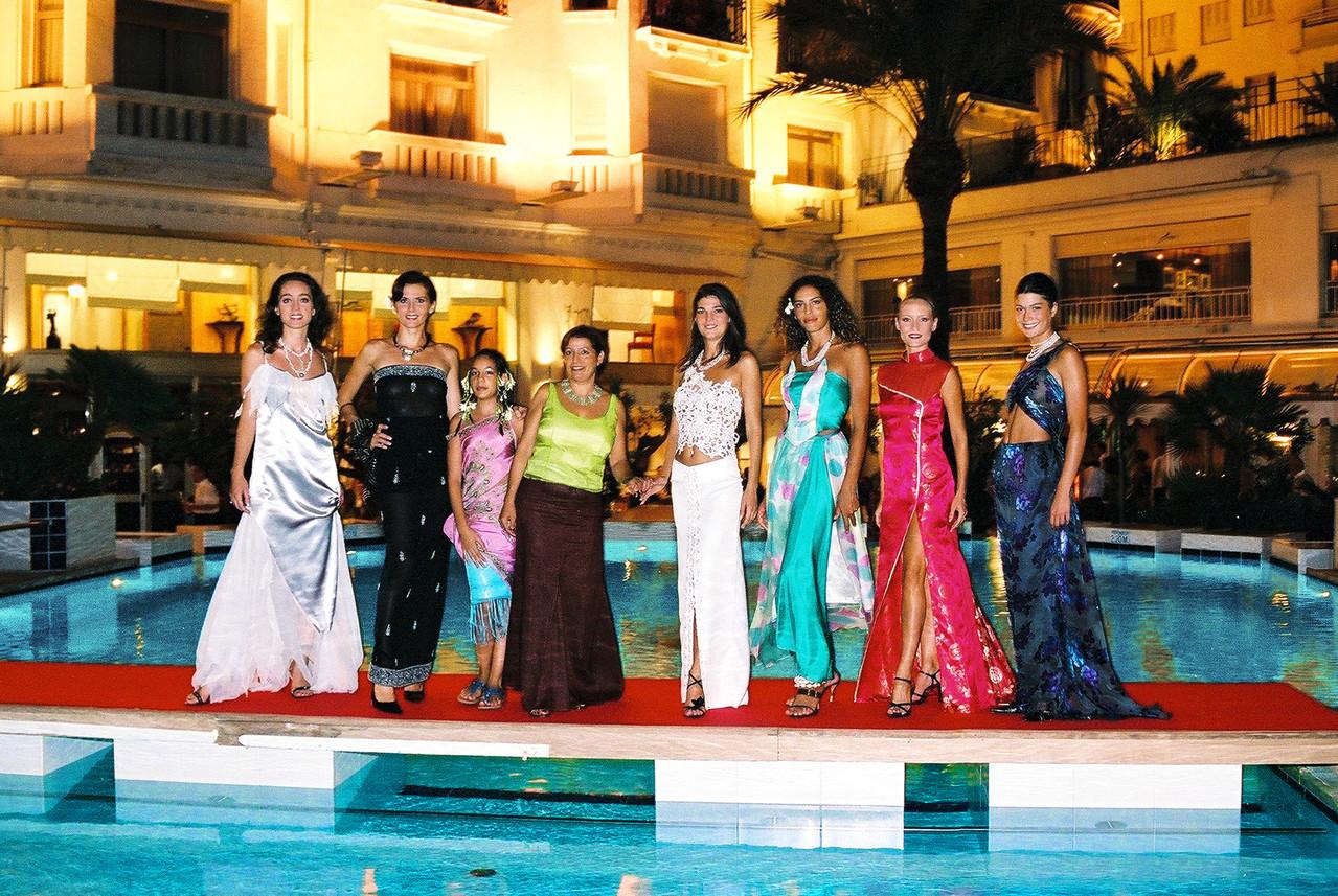 Défilé Hotel Martinez - Cannes 2003