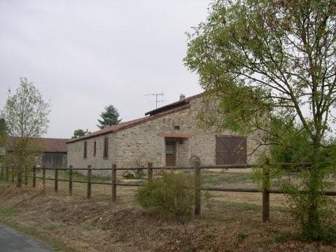La grange, rénovée