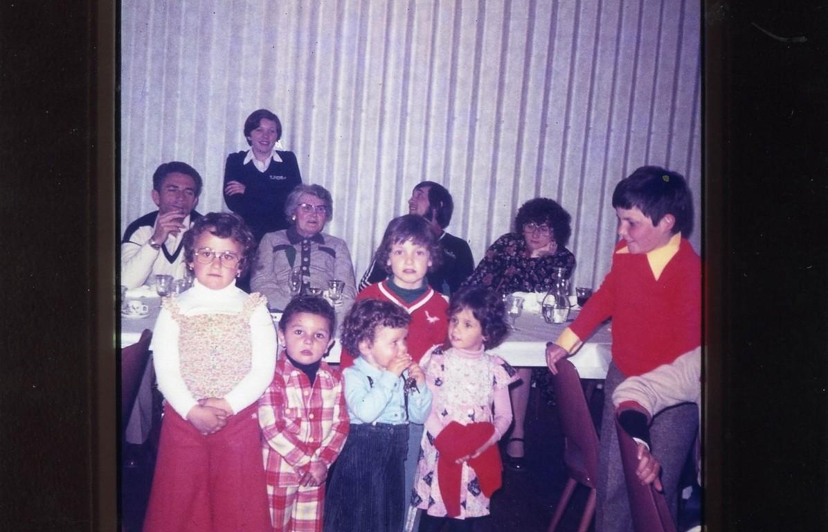 Séverine, Christophe, Anne Sophie, Sébastien, Angélique,Franck