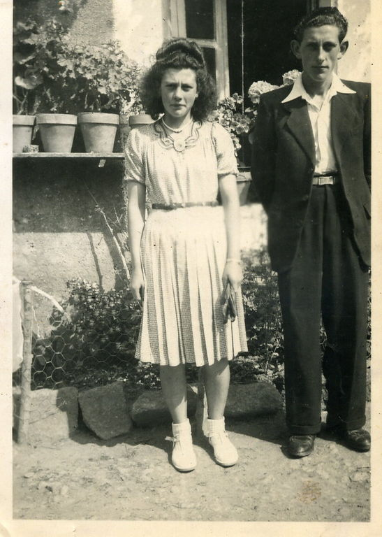 Colette et Tintin