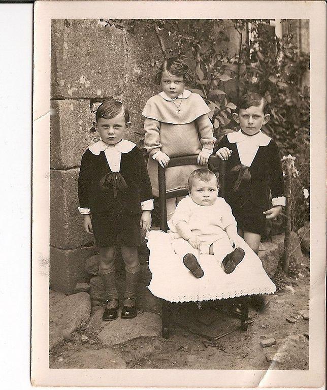 Les quatre premiers enfants