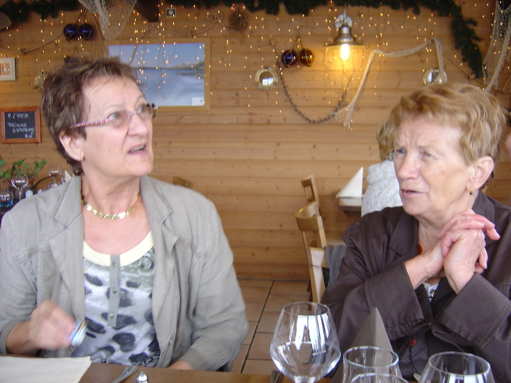 Restaurant au Bord du Lac à Ribou