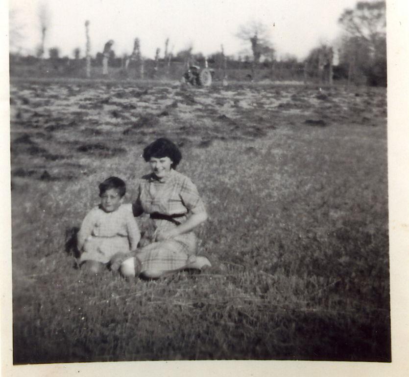 Thérèse et Patou