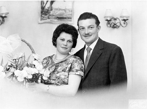 Thérèse, Raymond Bouvet le 30/07/1962