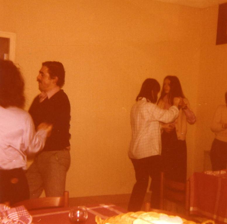 Un pas de danse pour Martine et Nicole