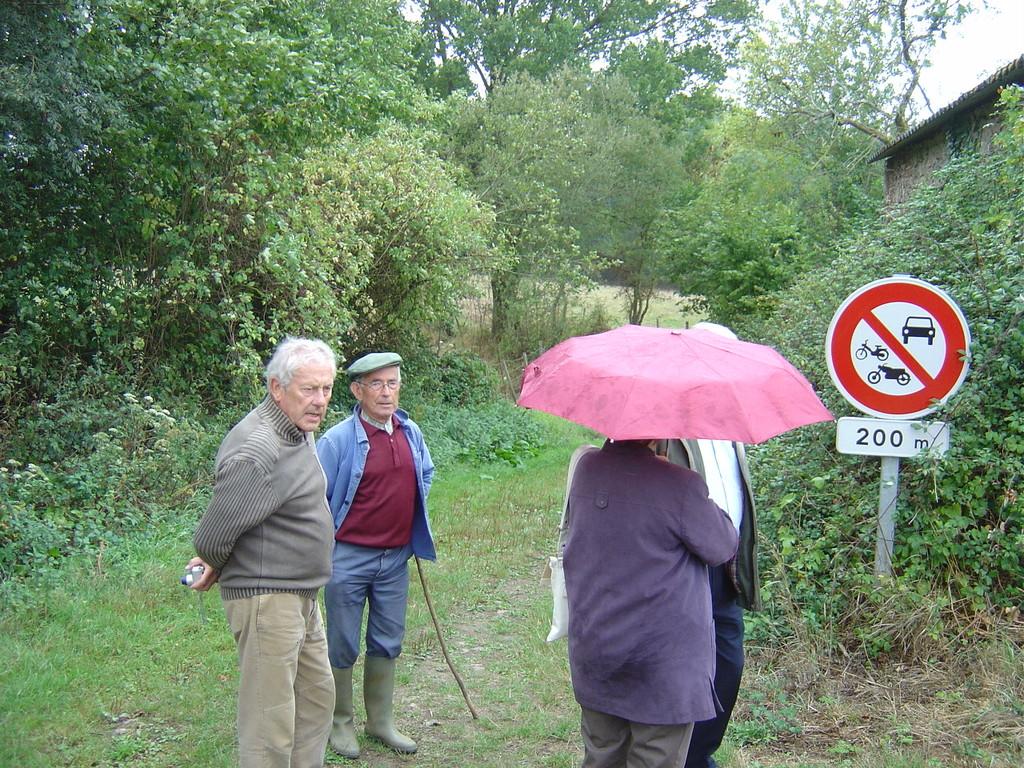 La Vergnaie avec Gérard Drouet