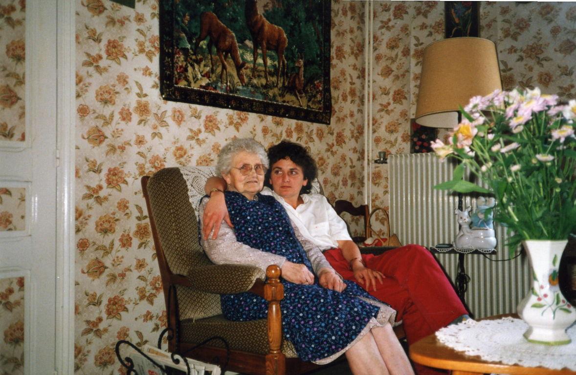 Maman et Anita