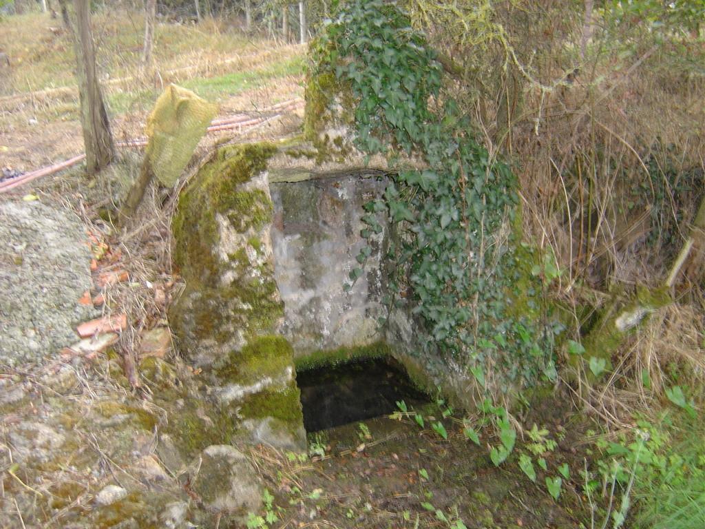 La fontaine de la Vergnaie