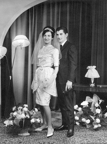 Jean, Henriette Bouchière le 25/10/1963