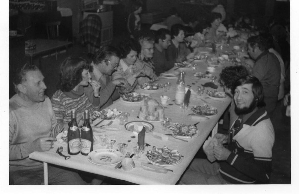 Les huitres étaient au menu, normal un 30 décembre