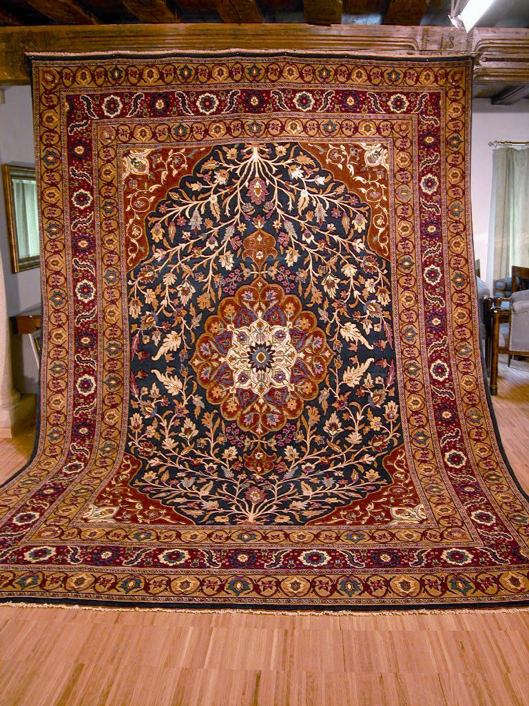 Feraghan antik, 380 x 280 cm, I A Erhaltung