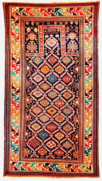 Akstafa Shirwan, 170 x 94 cm