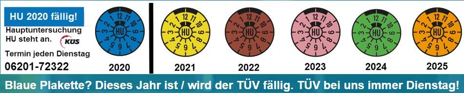 BILD: TÜV / HU 2020 fällig auf der Homepage https://www.werkstatt-hemsbach.de/ der Firma Dennefleh & Mades