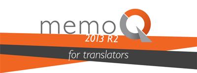 MemoQ, tool used by Jiang Yu, NAATI certified English-Chinese/Mandarin translator/interpreter