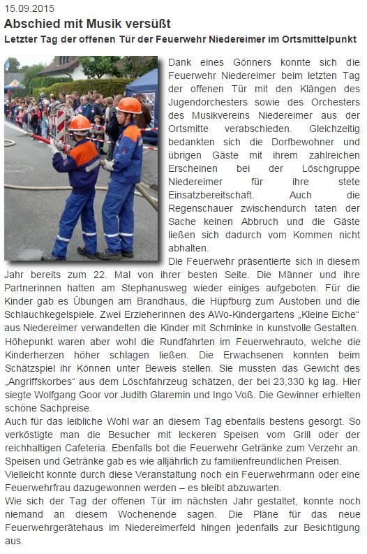 von der Website Niedereimer vom 15.09.2015