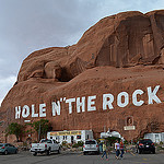 "Hole ""n"" the Rock"