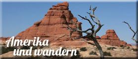 Ilona berichtet von ihren Wanderreisen in Amerika