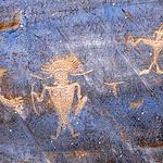 Petroglyphen an der UT 279