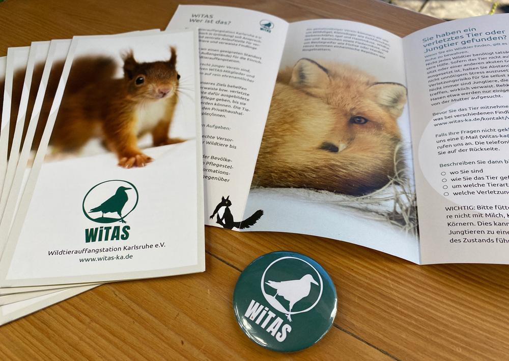 Ein starkes Logo für wilde Tiere