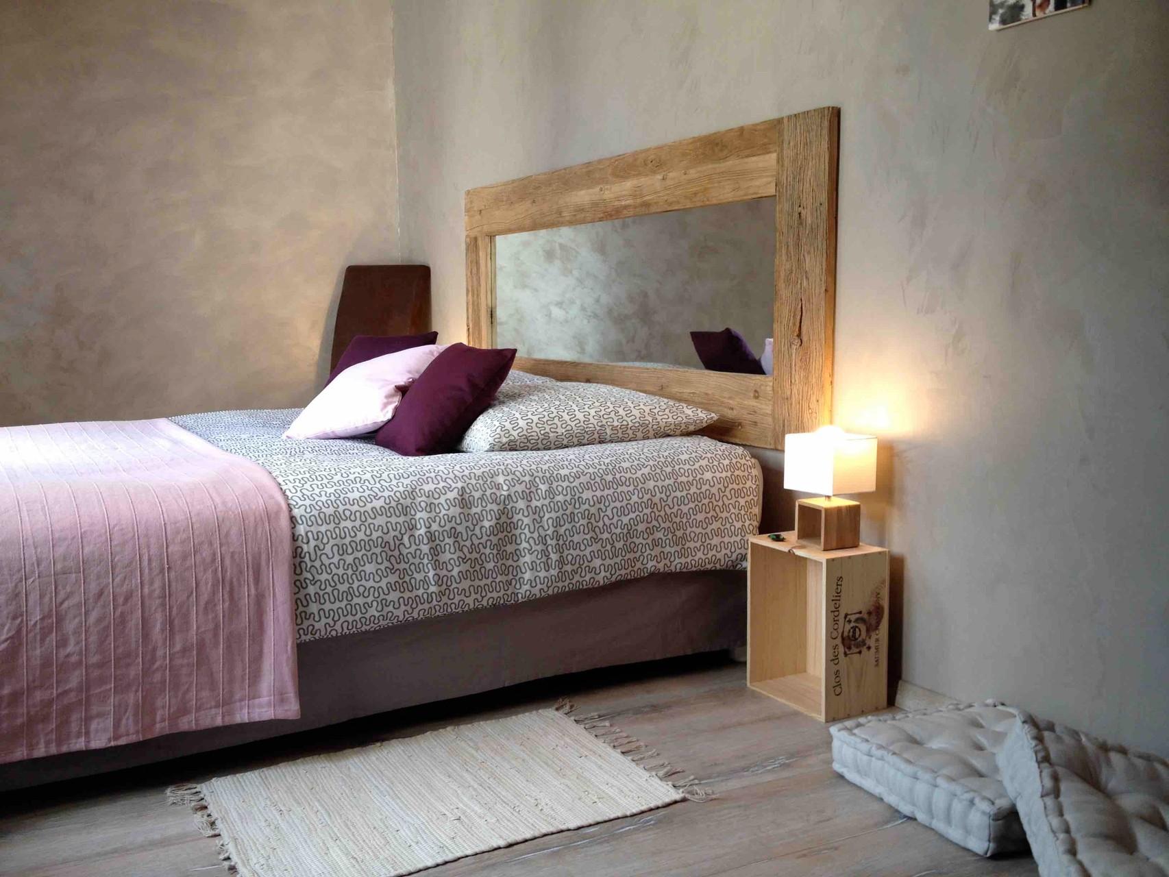 Elternschlafzimmer 1,60*2m, Schrank