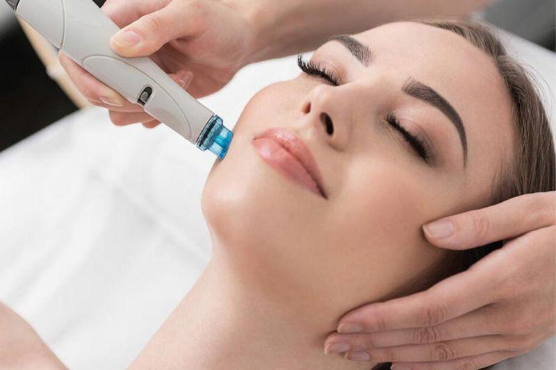 Hydra Beauty Facial Behandlung