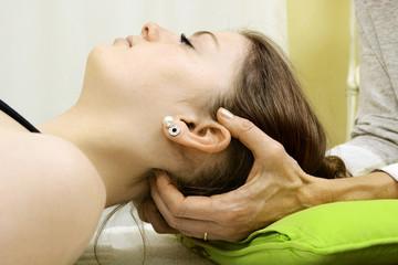 Tratamiento musculatura suboccipital