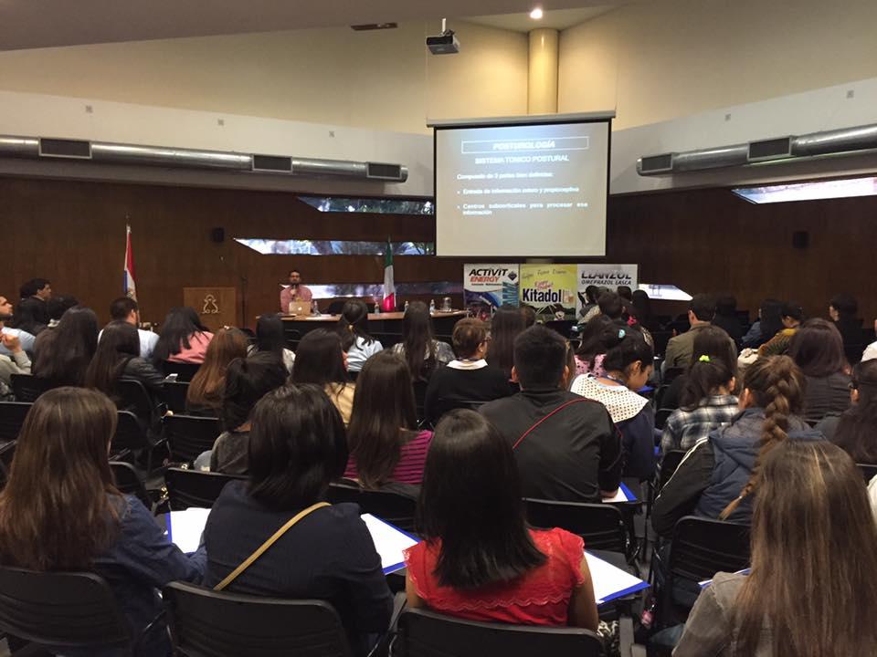 Ponencia en el III congreso de Fisioterapia (Paraguay)