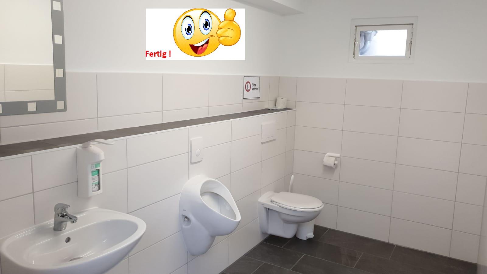 Toilette für Grillhütte - Webseite der Gartensiedlung ...