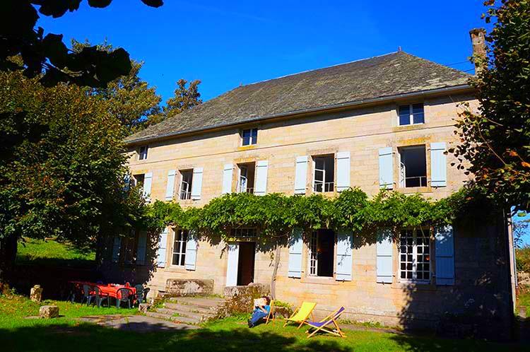 Gîte du Cher en Corrèze