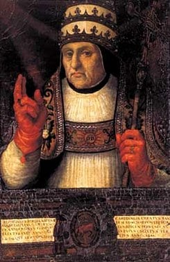 Alfons de Borja i Cavanilles, Papa Calixt III