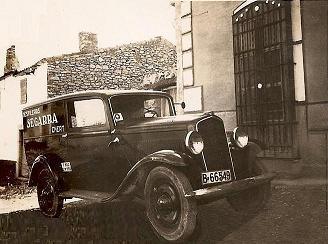 Opel Blitz de Julián Segarra Ortí.