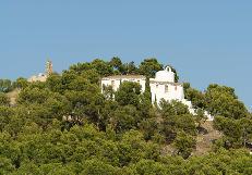 Cerro de la Magdalena en Castellón de La Plana.