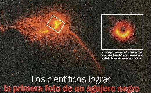 Galaxia Messier 87.