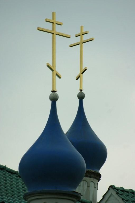 Rissische Kirche in Eidelstedt