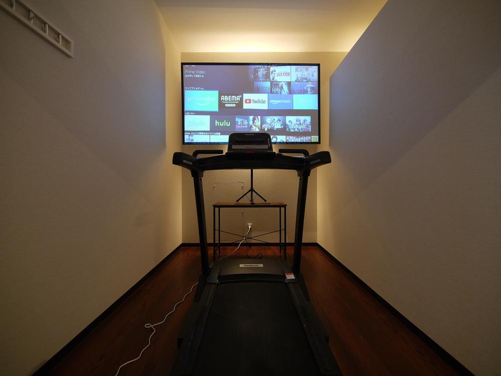 パーソナルトレーニング堺市 個室ルームランナー