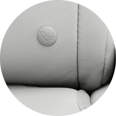 Child safety seat restraint system