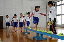 カワイ体育教室 体育クラス(年中)