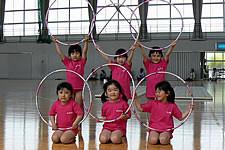 カワイ体操教室 新体操クラス