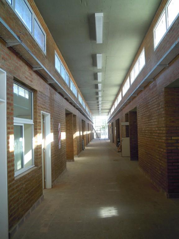 Escuela José de San Martín - Monte Maíz