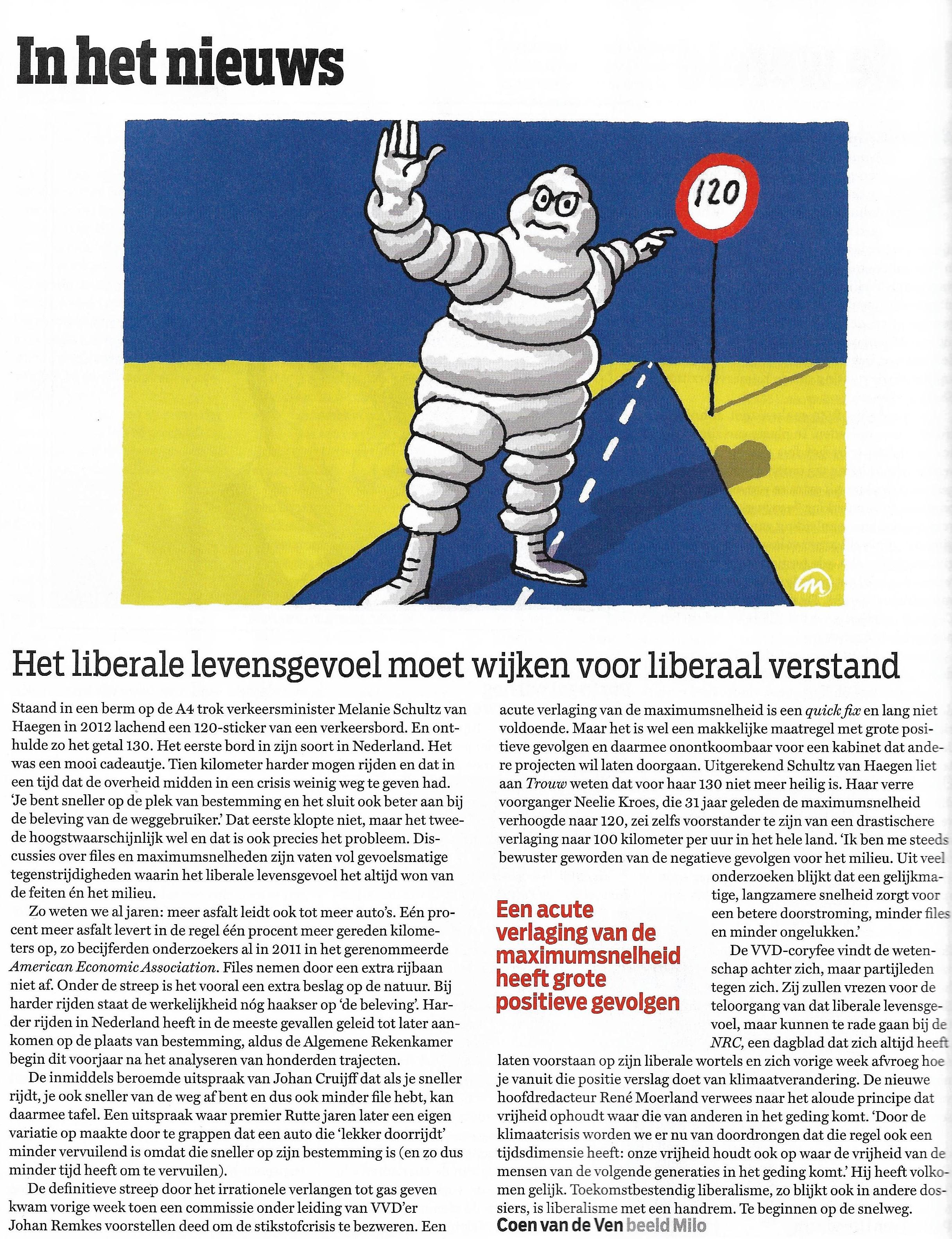 De Groene Amsterdammer 03 oktober 2019