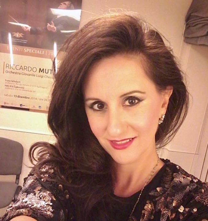 Marta Calcaterra - soprano